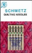 Schmetz Quilting Needles Size 75-90
